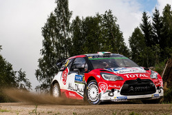 Крейг Брин и Скотт Мартин, Citroën World Rally Team