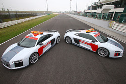 Audi safety cars