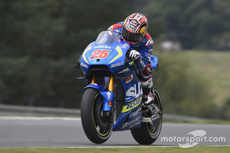 8. Maverick Viñales, Team Suzuki MotoGP