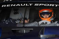 #19 Equipe Verschuur, Renault RS01: Miguel Ramos