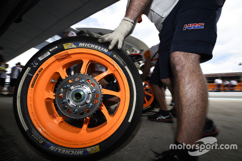 Michelin tyre