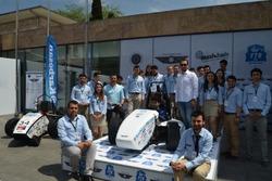 YTU Racing ekibi