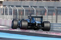 Pascal Wehrlein, Mercedes AMG F1 W07 Hybrid con los neumáticos Pirelli 2017