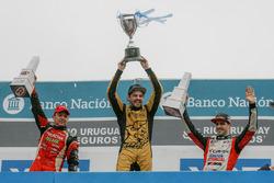 Guillermo Ortelli, JP Racing Chevrolet, Josito di Palma, Sprint Racing Torino, Matias Rossi, Donto R