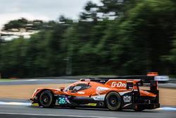 #26 G-Drive Racing Oreca 05 Nissan: Роман Русинов, Уилл Стивенс, Рене Раст