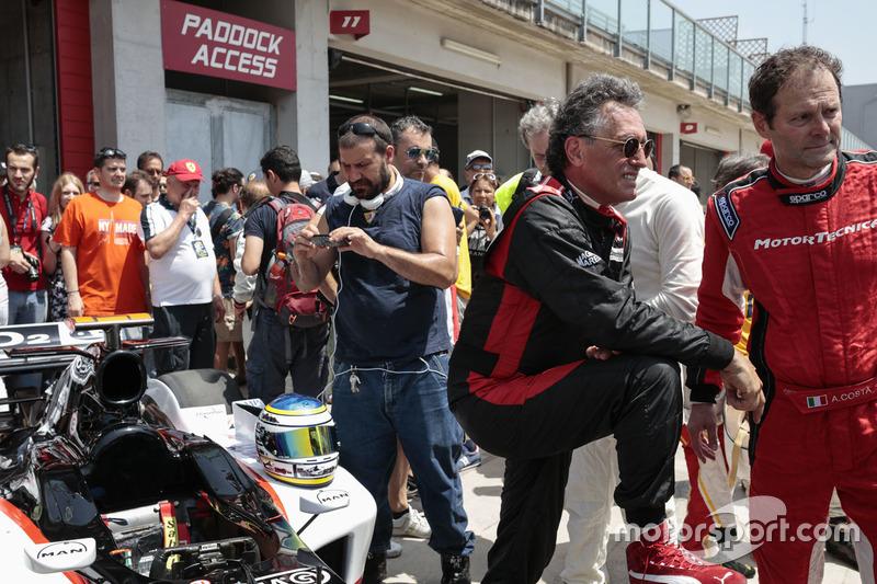 Aldo Costa, Mercedes AMG F1 Teknik Direktörü, Gabriele Tredozi
