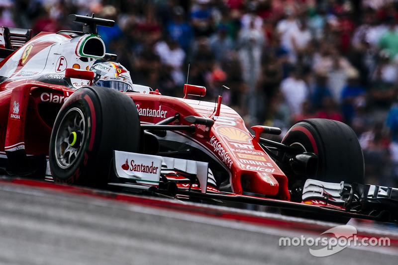27e meilleur tour pour Vettel