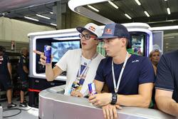 RX pilotları, Timmy ve Kevin Hansen