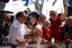 Mattias Ekström, Audi Sport Team Abt Sportsline, Audi A5 DTM mit Hans-Jürgen Abt, Teamchef Abt-Audi