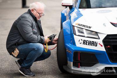 Audi TT Cup: essais en Hockenheim