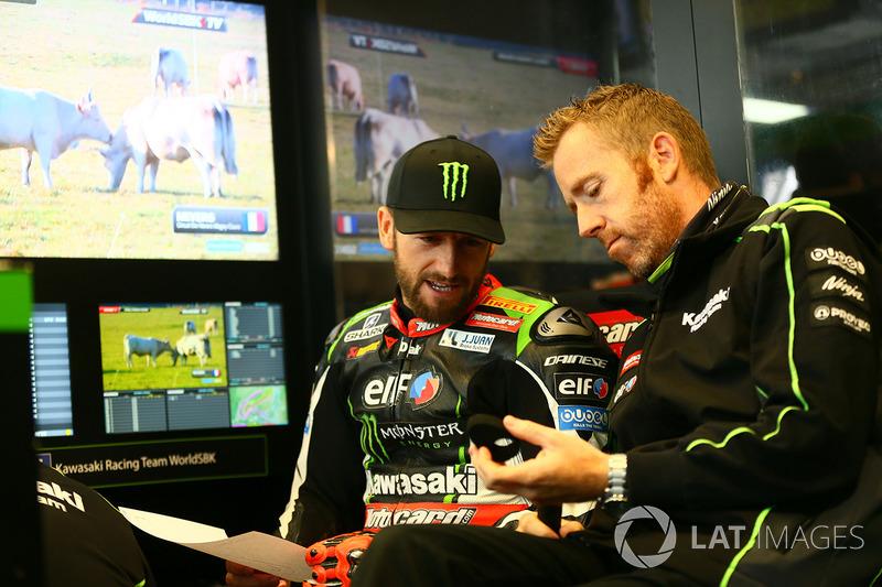 Tom Sykes, Kawasaki Racing buscando una nueva válvula reguladora