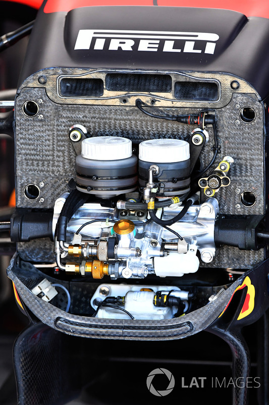 Шасі Red Bull Racing RB13