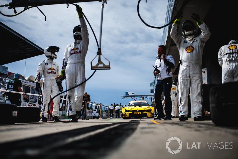 Член команди Марко Віттмана, BMW Team RMG, BMW M4 DTM
