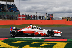 David Saleens, F1 Experiences 2-Seater Driver