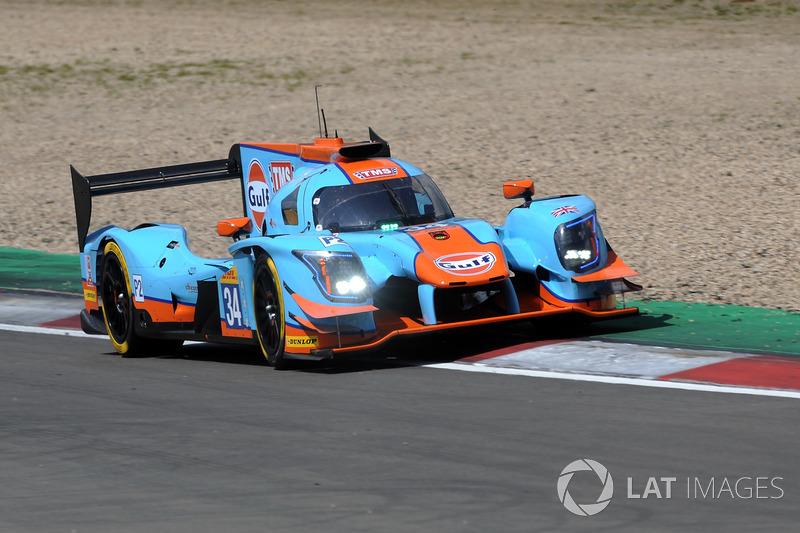 11. LMP2: #34 Tockwith Motorsports, Ligier JS P217 Gibson