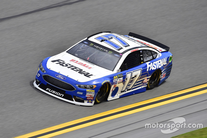 Рики Стенхаус-мл., Roush Fenway Racing, Ford