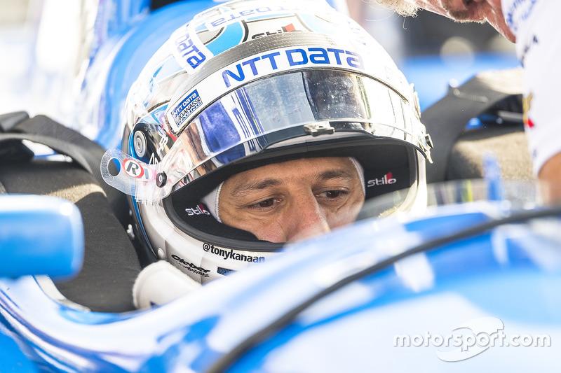 Tony Kanaan, Chip Ganassi Racing, Honda