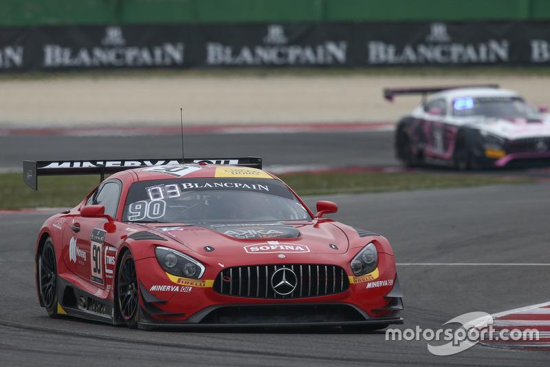 Mercedes – AMG GT3