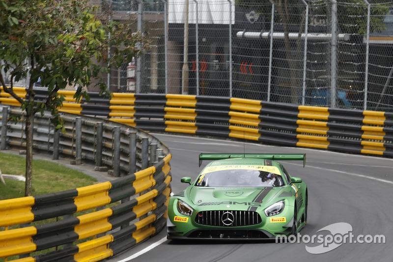 4. Maro Engel, Mercedes-AMG Driving Academy, Mercedes-AMG GT3