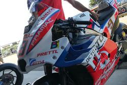 Carenado Petrucci Pramac Ducati