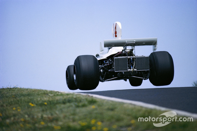 James Hunt, Hesketh Ford