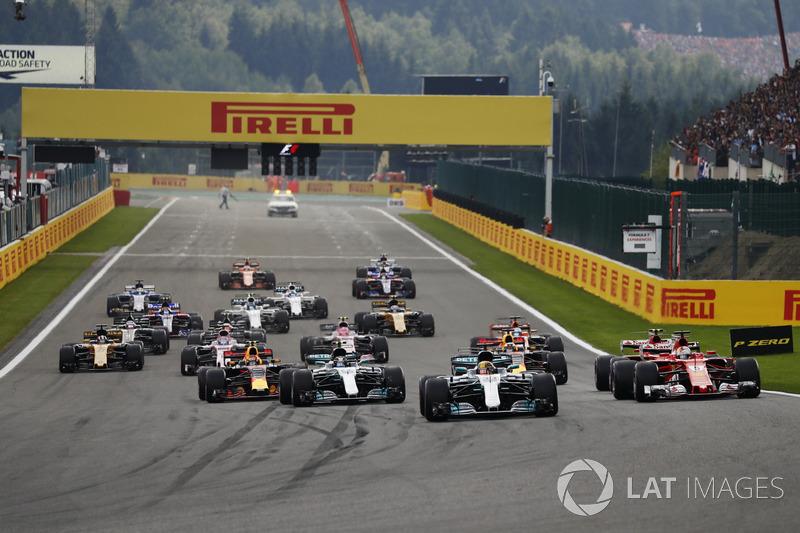 26 Ağustos: Belçika GP