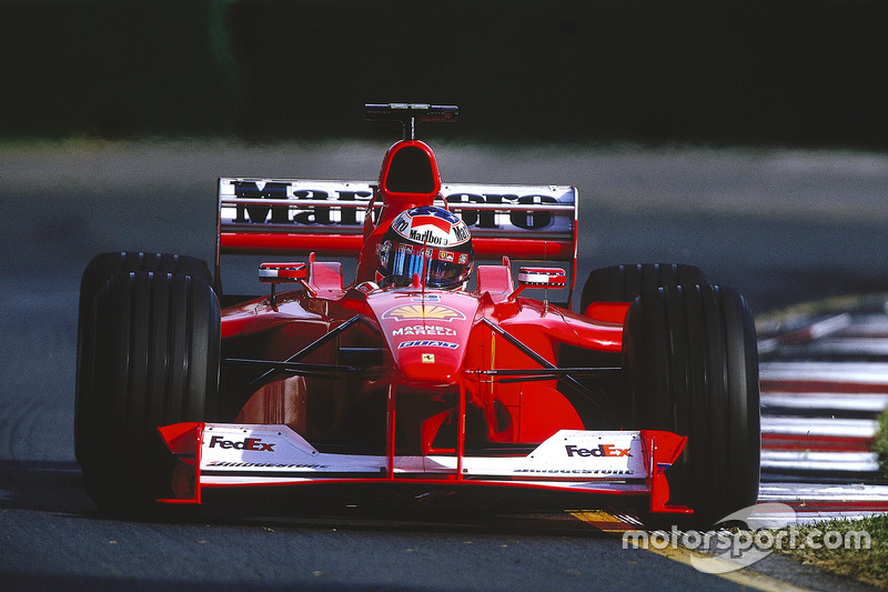 2000 Avustralya GP