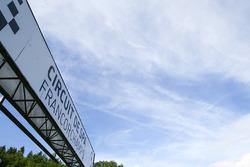 Aspecto de Spa-Francorchamps