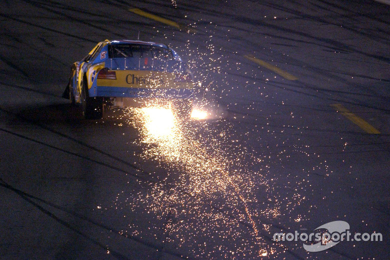 NASCAR, Charlotte 2003: John Andretti, Petty, Dodge Intrepid