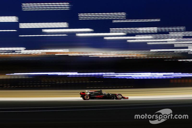 3. Romain Grosjean, Haas F1 Team VF-17
