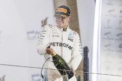 Валттери Боттас, Mercedes AMG F1, – третье место