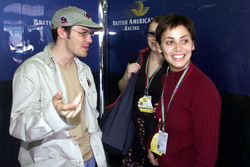 Jacques Villeneuve, BAR; Natalie Imbruglia, Sängerin