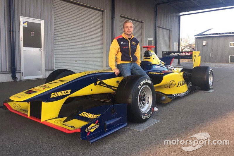Felix Rosenqvist Team LeMans aankondiging