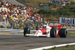 Ален Прост, McLaren MP4/3 TAG Porsche