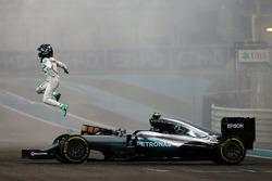 World champion Nico Rosberg, Mercedes AMG F1 W07 Hybrid