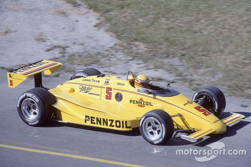 10位:マーチ85C(1985年)