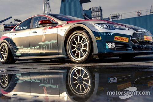 Electric GT Championship, la presentazione