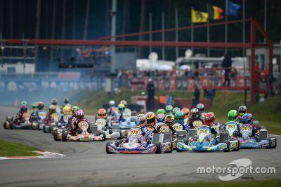 CIK-FIA European KZ Championship Round 3