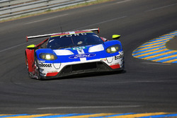 #69 Ford Chip Ganassi Racing Ford GT : Ryan Briscoe, Richard Westbrook, Scott Dixon