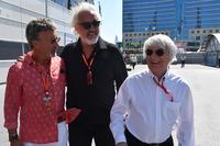 Едді Джордан, Channel 4 F1 TV, Флавіо Бріаторе, Берні Екклстоун