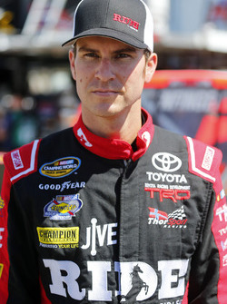 Grant Enfinger, ThorSport Racing Toyota