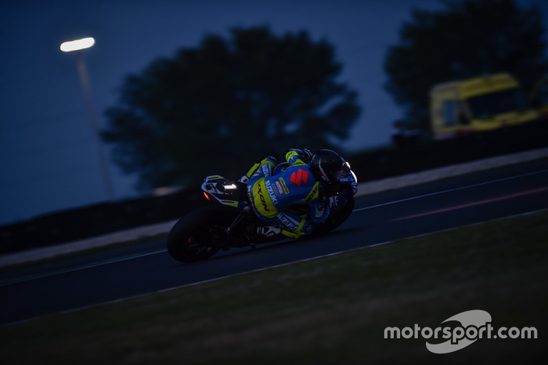 #1 Suzuki Endurance Racing Team SERT, Suzuki: Vincent Philippe, Etienne Masson, Alex Cudlin