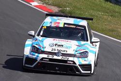 Giacomo Altoè e Guillaume Mondron, Delahaye Racing, Volkswagen Golf GTI TCR