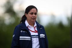 Monisha Kaltenborn, Sauber Team Prinicpal