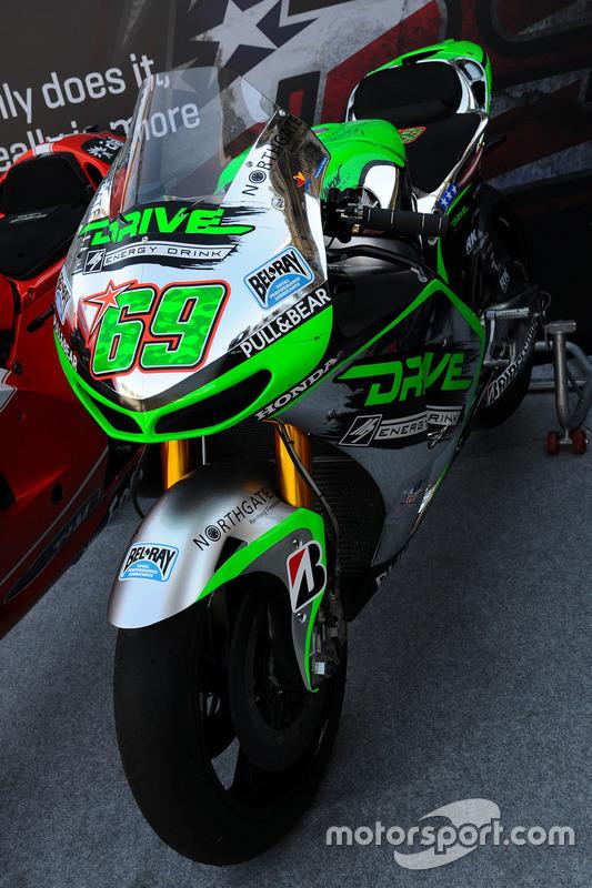 Erinnerung: Honda RCV1000R von Nicky Hayden aus der MotoGP-Saison 2014