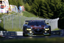 "#35 GTronix360 Team mcchip-dkr, Renault R.S.01: ""Dieter Schmidtmann"", Heiko Hammel, Dominik Schwager"