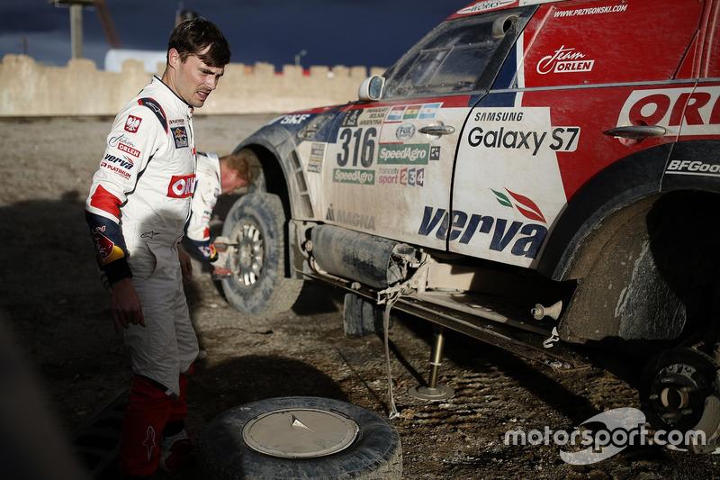 #316 Orlen Team Mini: Jakub Przygonski