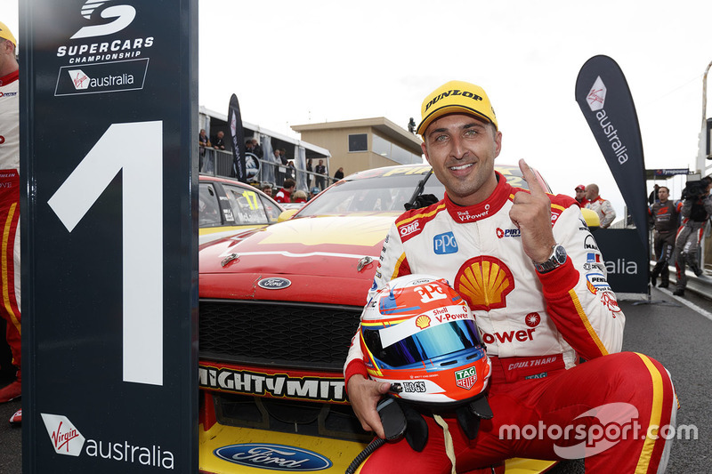 1. Fabian Coulthard, Team Penske, Ford