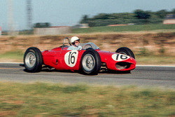 Phil Hill, Ferrari 156