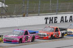Cody Coughlin, ThorSport Racing Toyota, John Hunter Nemechek, SWM-NEMCO Motorsports Chevrolet